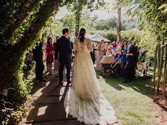 La boda de Dami y Tere en Santiago De Compostela, A Coruña 31