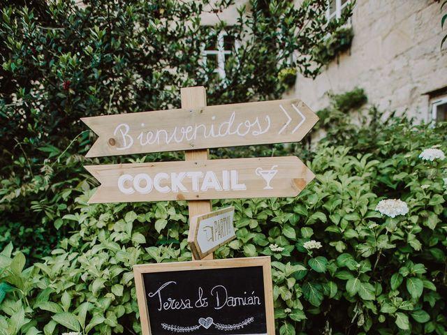 La boda de Dami y Tere en Santiago De Compostela, A Coruña 37
