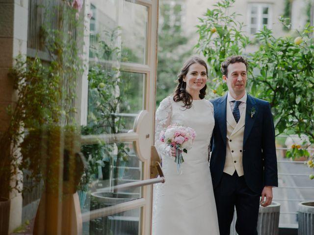 La boda de Dami y Tere en Santiago De Compostela, A Coruña 40