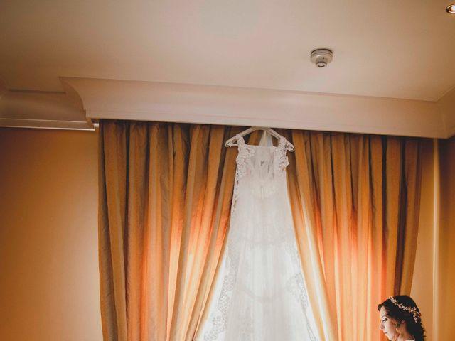 La boda de Nuria y Manuel en Caracuel De Calatrava, Ciudad Real 20