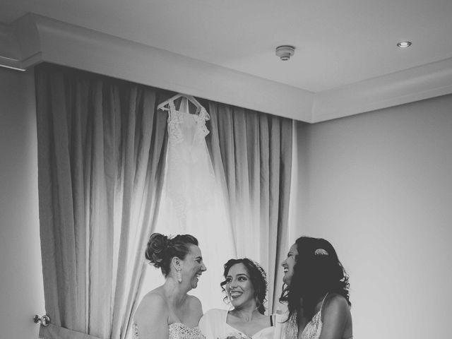 La boda de Nuria y Manuel en Caracuel De Calatrava, Ciudad Real 22