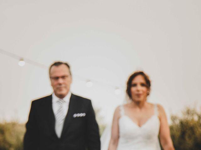 La boda de Nuria y Manuel en Caracuel De Calatrava, Ciudad Real 26