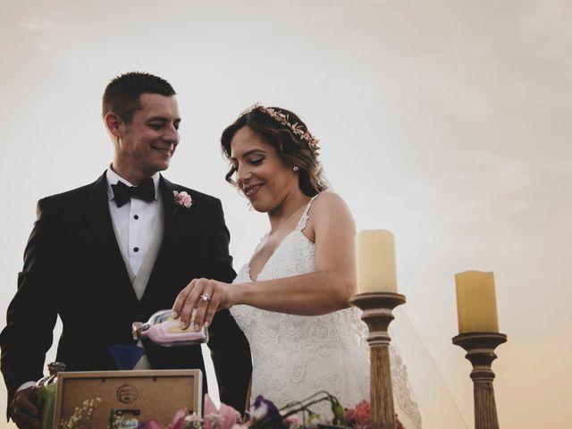 La boda de Nuria y Manuel en Caracuel De Calatrava, Ciudad Real 29