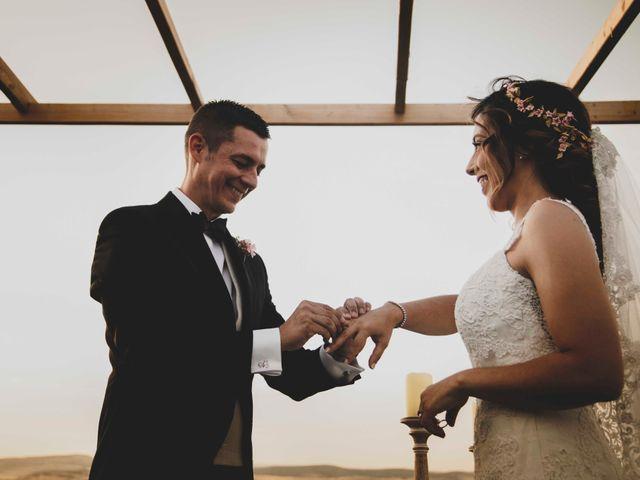 La boda de Nuria y Manuel en Caracuel De Calatrava, Ciudad Real 30