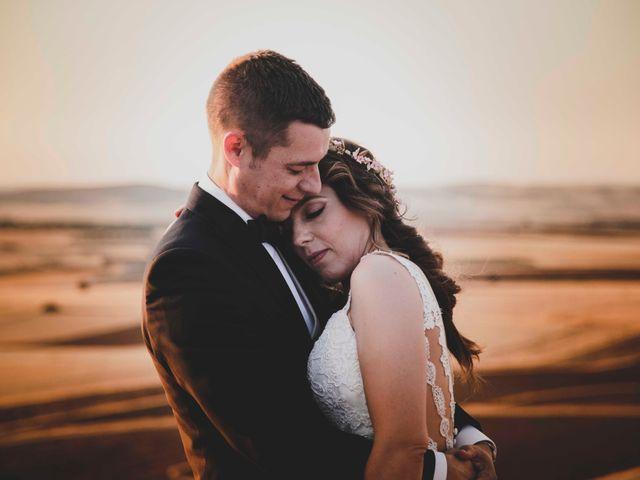 La boda de Manuel y Nuria