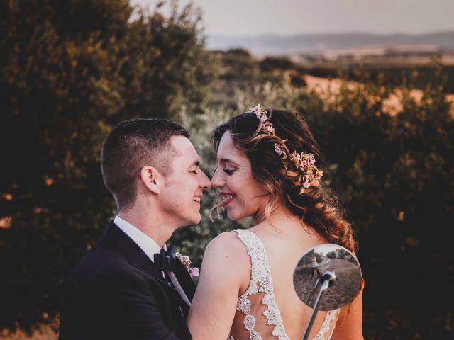 La boda de Nuria y Manuel en Caracuel De Calatrava, Ciudad Real 37