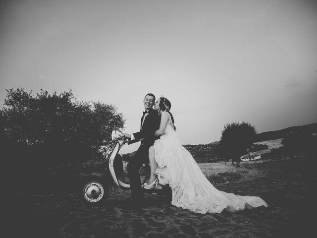 La boda de Nuria y Manuel en Caracuel De Calatrava, Ciudad Real 2