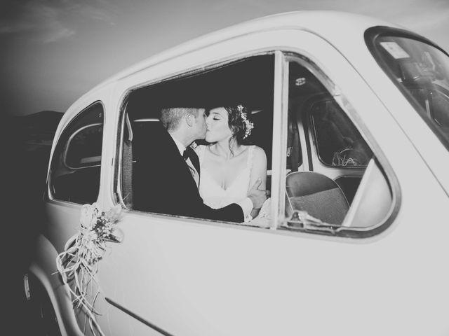 La boda de Nuria y Manuel en Caracuel De Calatrava, Ciudad Real 39