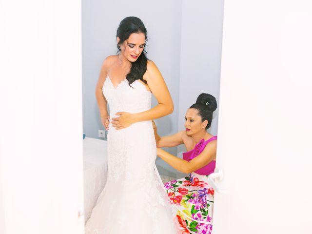 La boda de Juanfe y Sara en Puebla De Sancho Perez, Badajoz 8