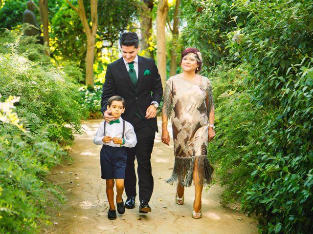 La boda de Juanfe y Sara en Puebla De Sancho Perez, Badajoz 12