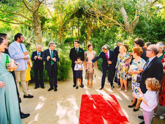 La boda de Juanfe y Sara en Puebla De Sancho Perez, Badajoz 13