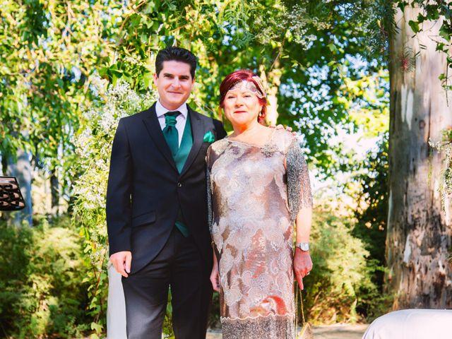 La boda de Juanfe y Sara en Puebla De Sancho Perez, Badajoz 14