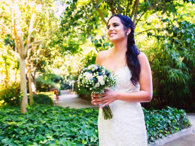 La boda de Juanfe y Sara en Puebla De Sancho Perez, Badajoz 15