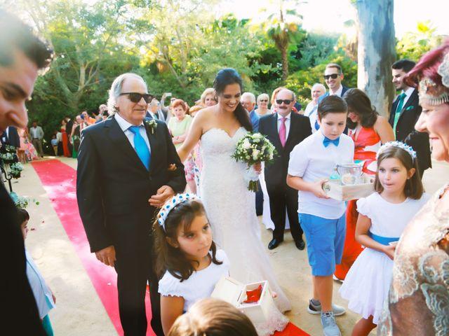 La boda de Juanfe y Sara en Puebla De Sancho Perez, Badajoz 17