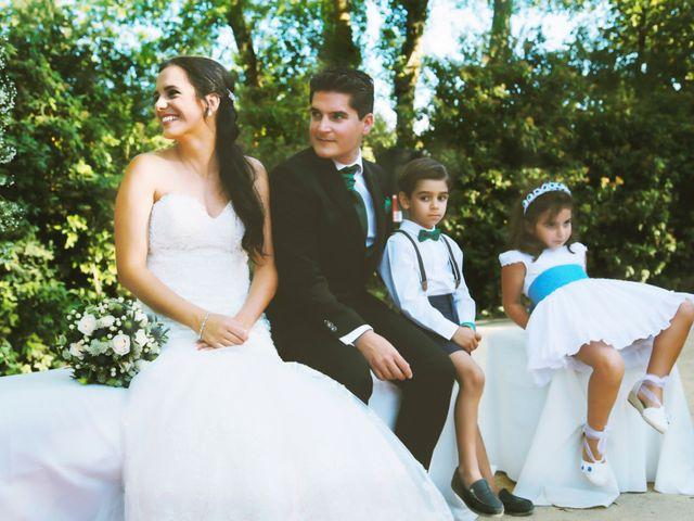 La boda de Juanfe y Sara en Puebla De Sancho Perez, Badajoz 18