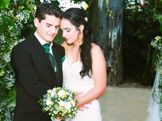 La boda de Juanfe y Sara en Puebla De Sancho Perez, Badajoz 23