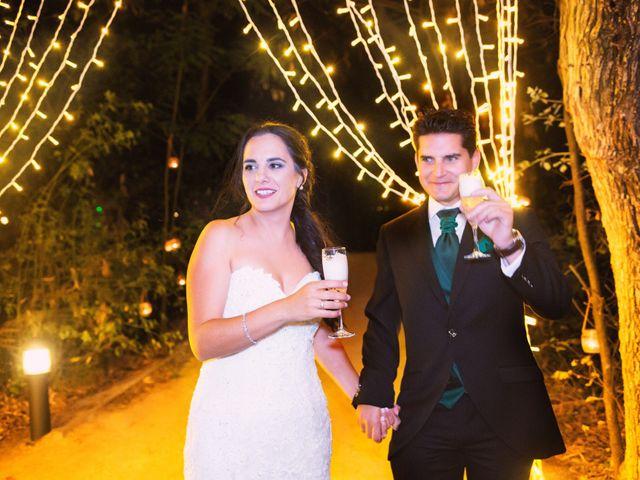 La boda de Juanfe y Sara en Puebla De Sancho Perez, Badajoz 30
