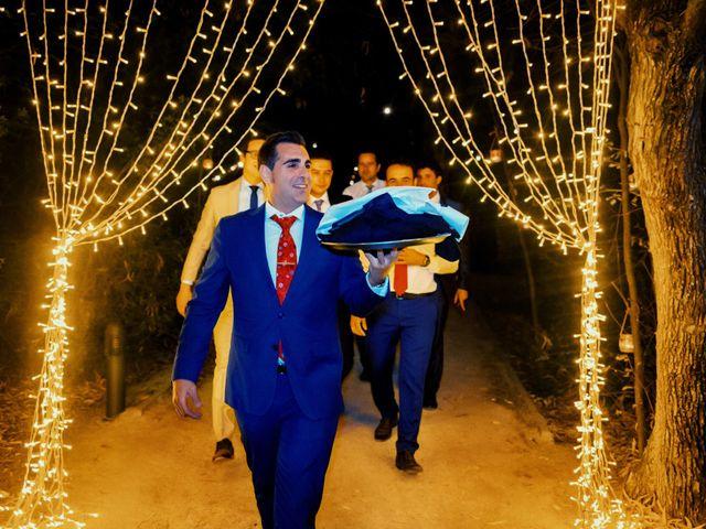 La boda de Juanfe y Sara en Puebla De Sancho Perez, Badajoz 31