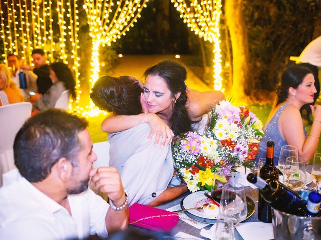 La boda de Juanfe y Sara en Puebla De Sancho Perez, Badajoz 32