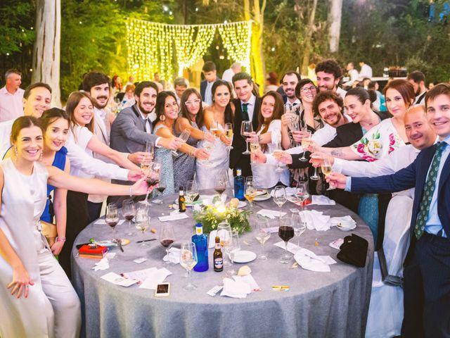 La boda de Juanfe y Sara en Puebla De Sancho Perez, Badajoz 36