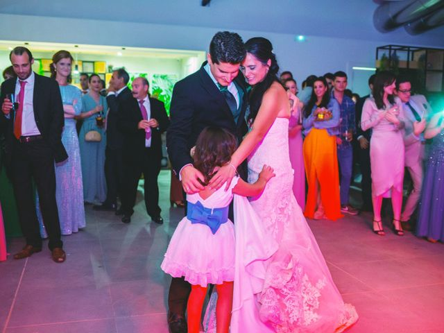 La boda de Juanfe y Sara en Puebla De Sancho Perez, Badajoz 40