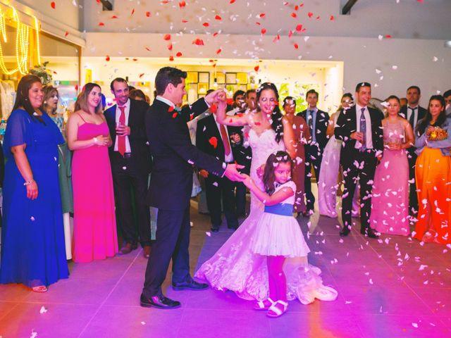 La boda de Juanfe y Sara en Puebla De Sancho Perez, Badajoz 41