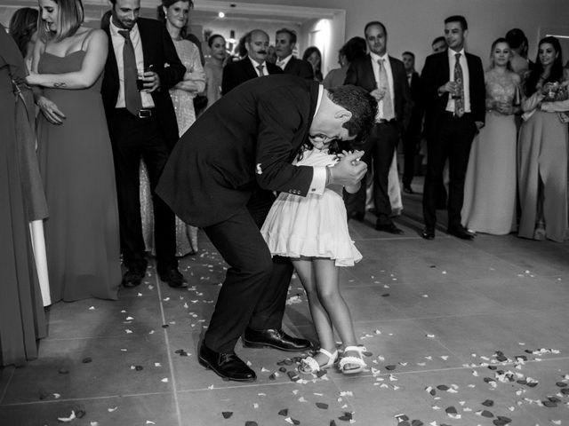 La boda de Juanfe y Sara en Puebla De Sancho Perez, Badajoz 42
