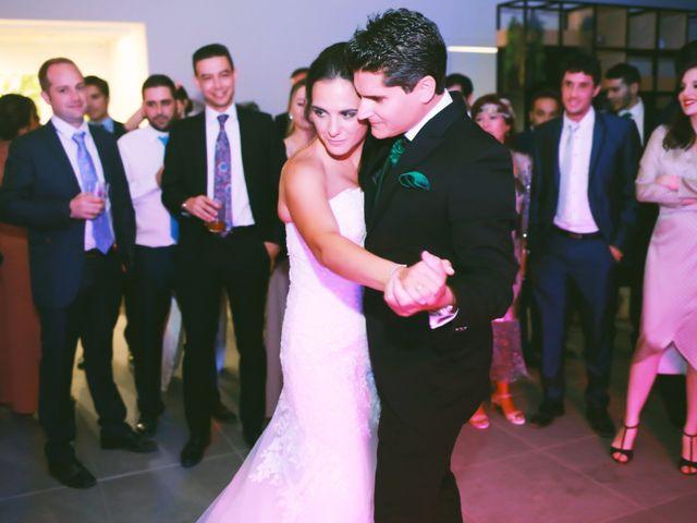 La boda de Juanfe y Sara en Puebla De Sancho Perez, Badajoz 43