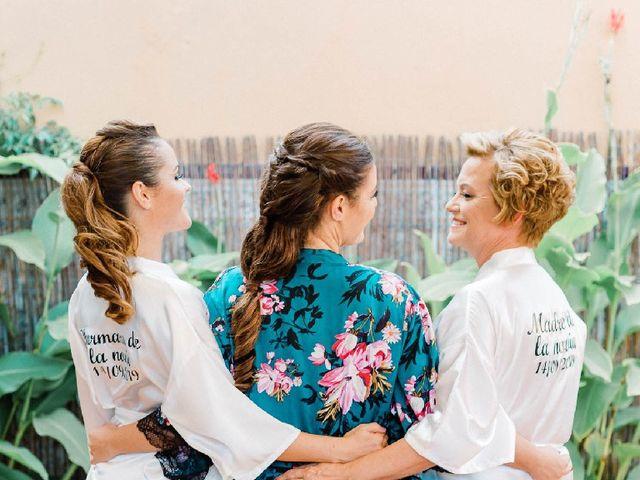 La boda de Luis  y Belén  en Coria Del Rio, Sevilla 10
