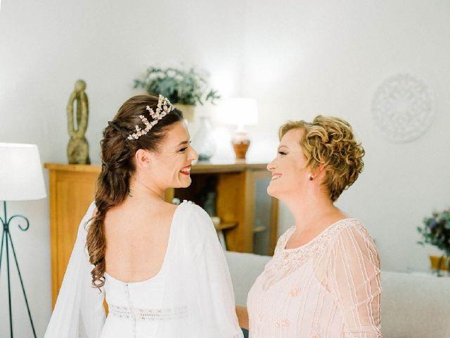 La boda de Luis  y Belén  en Coria Del Rio, Sevilla 16