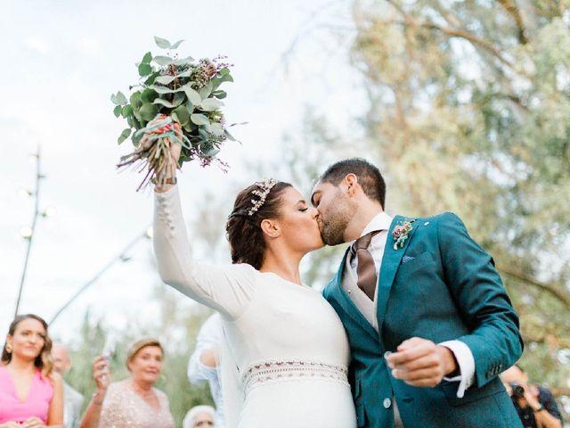 La boda de Belén  y Luis