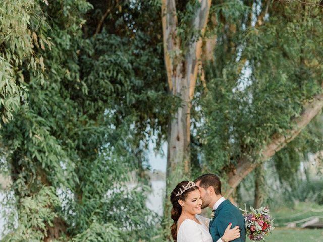 La boda de Luis  y Belén  en Coria Del Rio, Sevilla 26