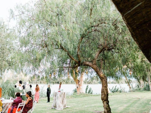 La boda de Luis  y Belén  en Coria Del Rio, Sevilla 38