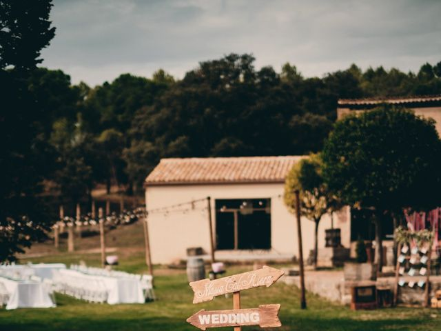 La boda de Quim y Carla en Puig-reig, Barcelona 3