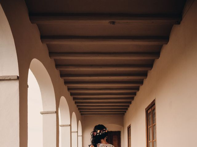 La boda de Quim y Carla en Puig-reig, Barcelona 8