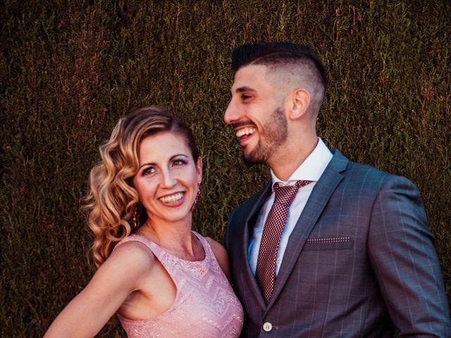 La boda de Javi y Laura en Villamena, Granada 11