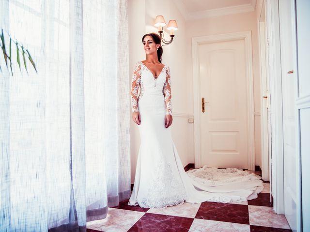 La boda de Javi y Laura en Villamena, Granada 18