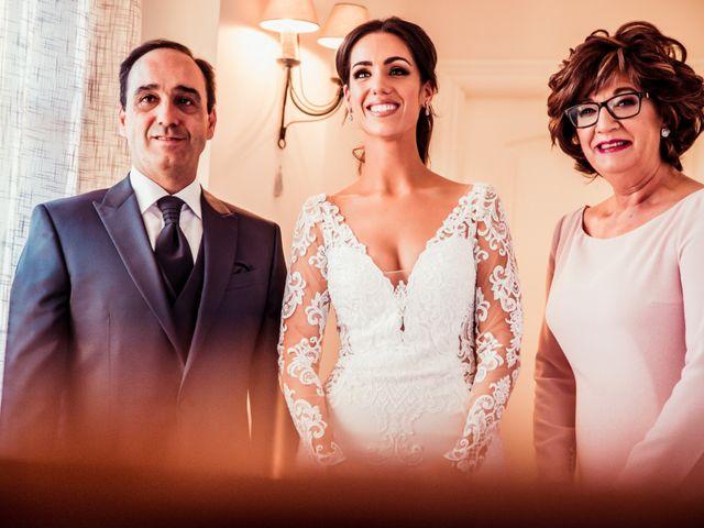 La boda de Javi y Laura en Villamena, Granada 21