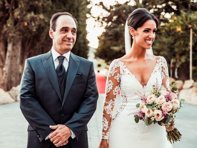 La boda de Javi y Laura en Villamena, Granada 22