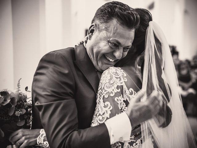 La boda de Javi y Laura en Villamena, Granada 29
