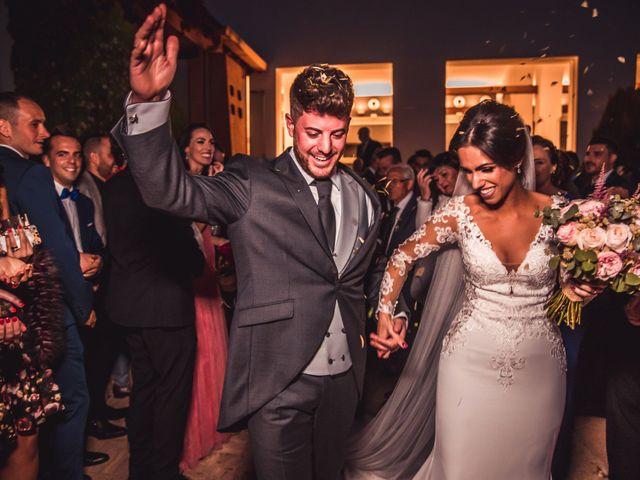 La boda de Javi y Laura en Villamena, Granada 31