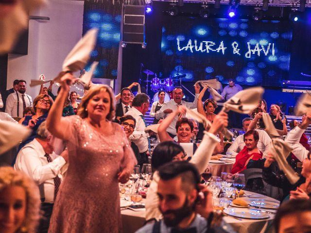 La boda de Javi y Laura en Villamena, Granada 34