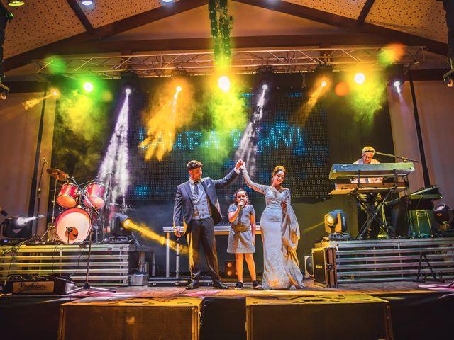 La boda de Javi y Laura en Villamena, Granada 39