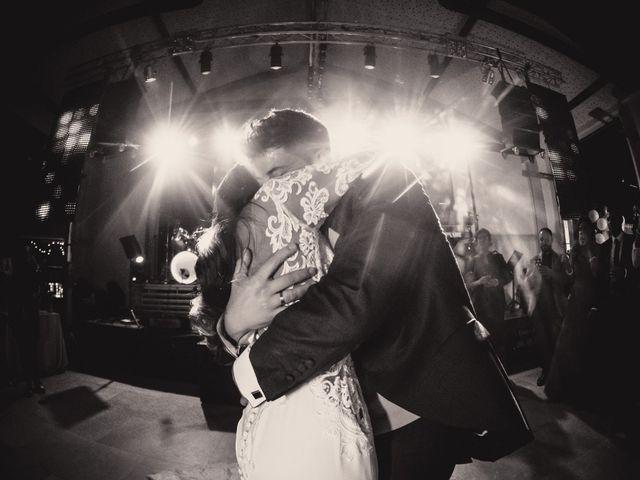 La boda de Javi y Laura en Villamena, Granada 44