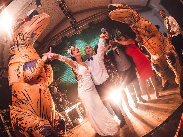La boda de Javi y Laura en Villamena, Granada 53