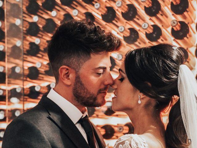 La boda de Javi y Laura en Villamena, Granada 56