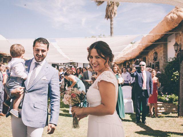 La boda de Manuel y Cecilia en Los Caños De Meca, Cádiz 19