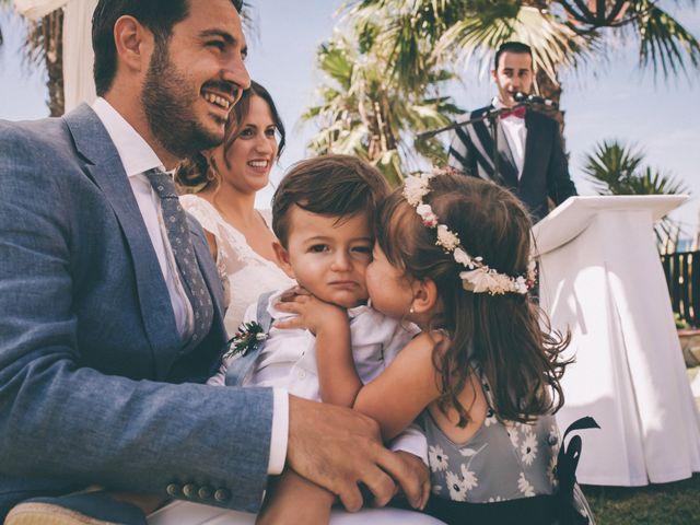 La boda de Manuel y Cecilia en Los Caños De Meca, Cádiz 20