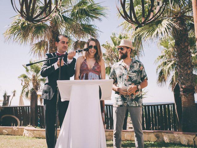 La boda de Manuel y Cecilia en Los Caños De Meca, Cádiz 25