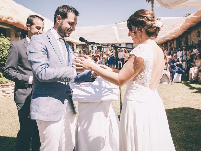 La boda de Manuel y Cecilia en Los Caños De Meca, Cádiz 29